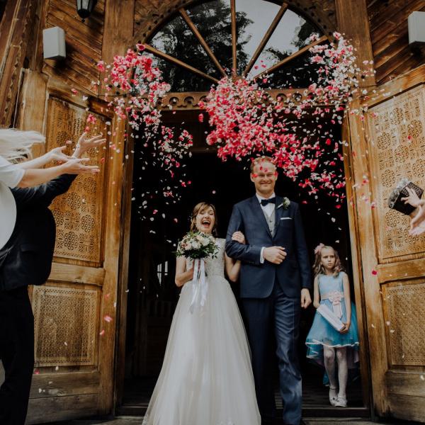 Kościelisko ślub Tatiany i Kamila