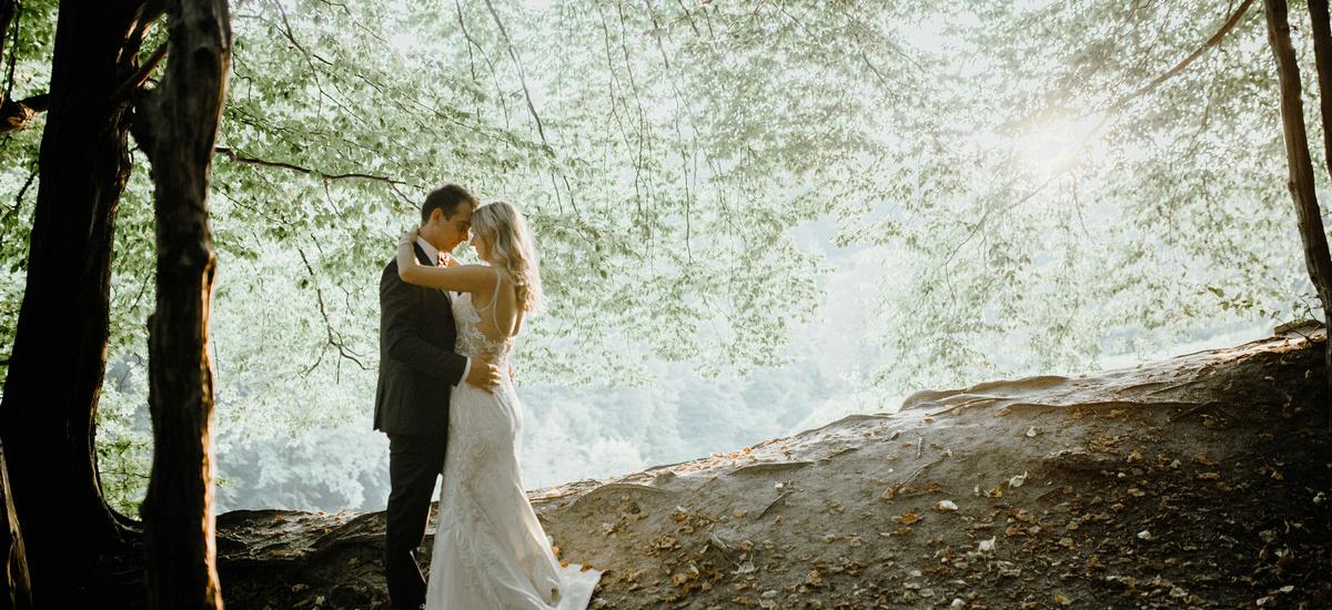 ślub Moniki i Konrada